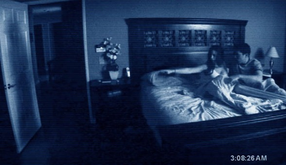 Things that go bump in the night - Paranormal Activity review