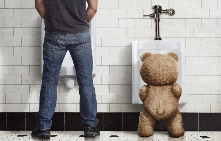 ... Seth MacFarlane 's feature film debut Ted has arrived online
