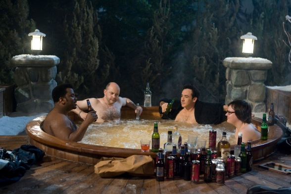 Film Review Hot Tub Time Machine
