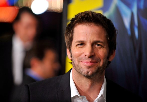 Zack Snyder tapped as Superman director