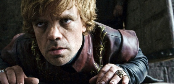 Scene from the HBO series GAME OF THRONES: Peter Dinklage. photo: Helen Sloan