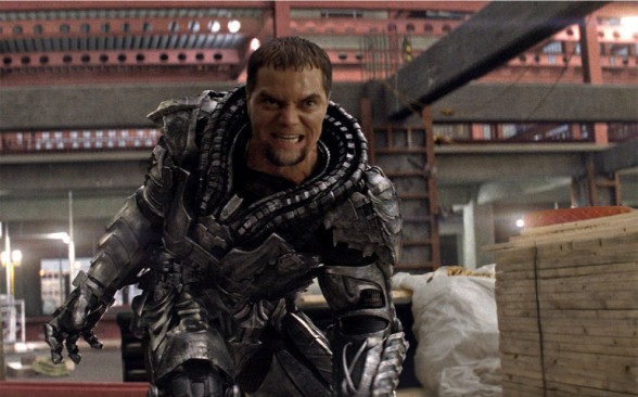 Zod - Man of Steel