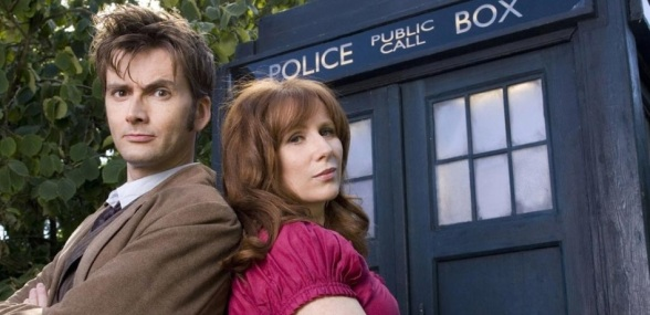 Dr Who S4