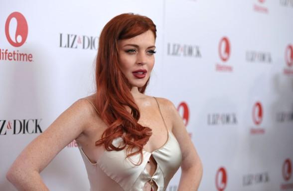 Lindsay Lohan