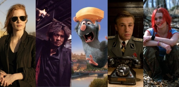 Top 10 Films of the Decade