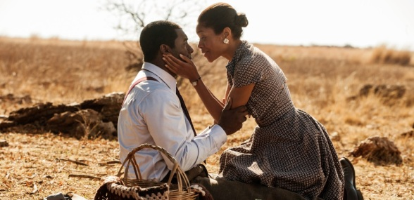 IDRIS ELBA and NAOMIE HARRIS star in MANDELA: LONG WALK TO FREEDOM
