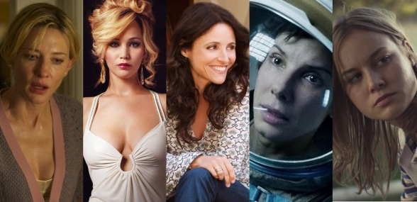 Top 10 Female Performances of 2013