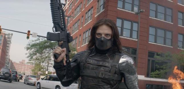 Captain America The Winter Soldier